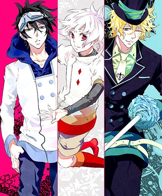 Karneval Drama CD 6